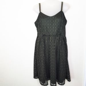 Maurices Olive Green Sleeveless Dress